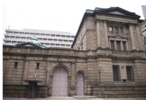 日本銀行の建物