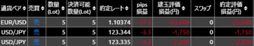 FXの損失