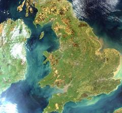 英国の国土