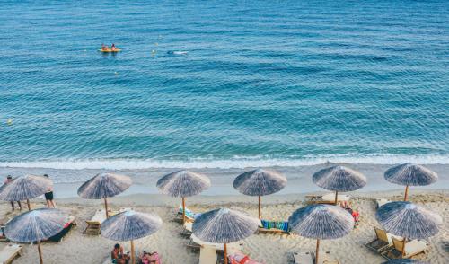 ギリシャの海