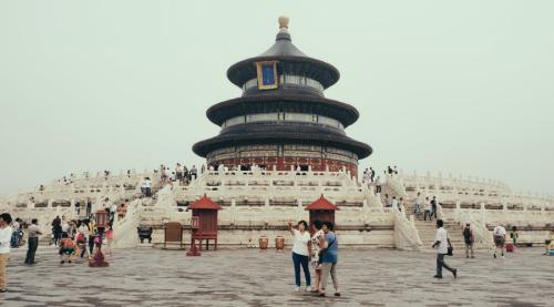 中国の北京