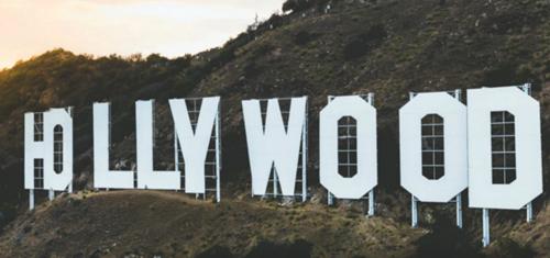 カリフォルニアのハリウッド